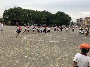 5月☆幼稚園のようす