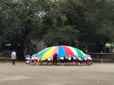 運動会練習スタート!