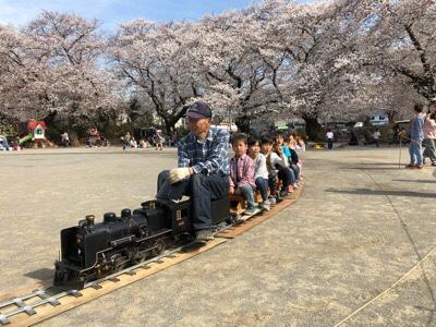 蒸気機関車☆乗車会♪